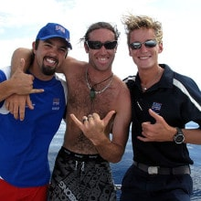 Cairns Dive Centre Crew