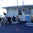 Pro Dive Cairns Scubapro top deck