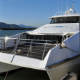 Silverswift departs daily from Cairns