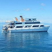 Liveaboard dive boat Reef Encounter