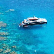 Dreamtime Dive & Snorkel Reef Boat